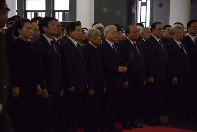 Lễ viếng Chủ tịch nước Trần Đại Quang - Ảnh 56.