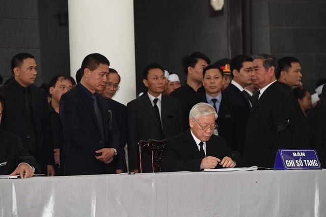 Lễ viếng Chủ tịch nước Trần Đại Quang - Ảnh 59.