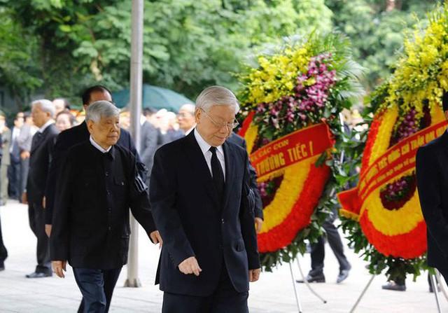 Lễ viếng Chủ tịch nước Trần Đại Quang - Ảnh 60.