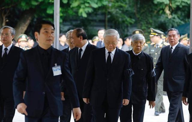 Lễ viếng Chủ tịch nước Trần Đại Quang - Ảnh 61.