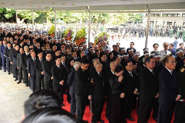 Lễ viếng Chủ tịch nước Trần Đại Quang - Ảnh 62.