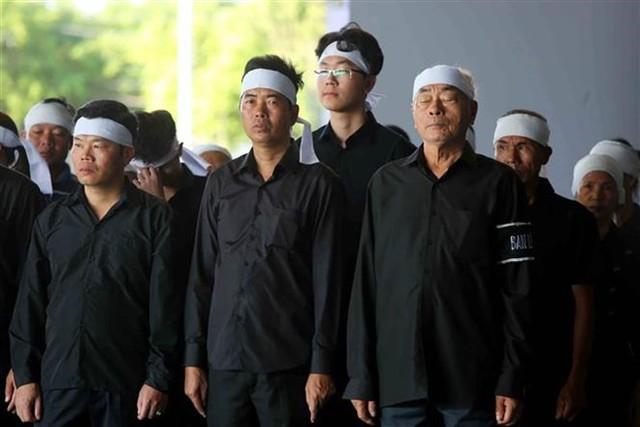Lễ viếng Chủ tịch nước Trần Đại Quang - Ảnh 11.
