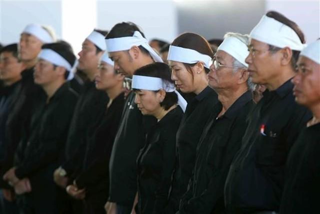 Lễ viếng Chủ tịch nước Trần Đại Quang - Ảnh 12.