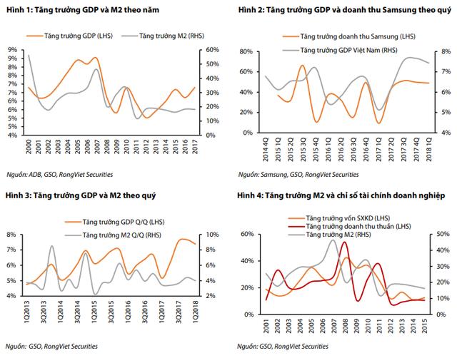 Chứng khoán Rồng Việt: Kinh tế Việt Nam vẫn phụ thuộc vào dòng vốn tín dụng - Ảnh 1.