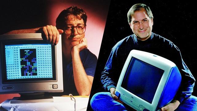 đầu tư giá trị - photo 4 153811713629094128854 - Định mệnh thăng trầm giữa Apple và Microsoft: Bất chấp hận thù vì bị đâm lén sau lưng, lòng cao thượng đã chiến thắng tất cả