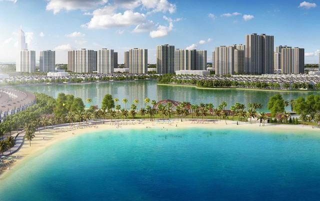 Vingroup công bố mô hình VinCity, đẳng cấp không kém các đại đô thị Singapore - Ảnh 1.