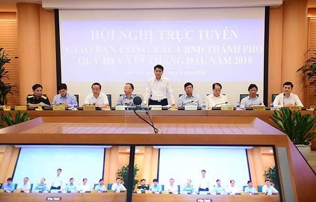 Chủ tịch Hà Nội: Không mặc đồng phục cho trụ sở xã, phường - Ảnh 1.