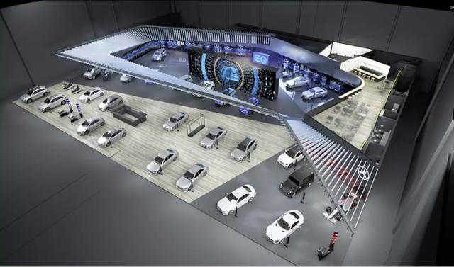 Lộ hình ảnh đầu tiên của VinFast tại Paris Motor Show - Ảnh 4.