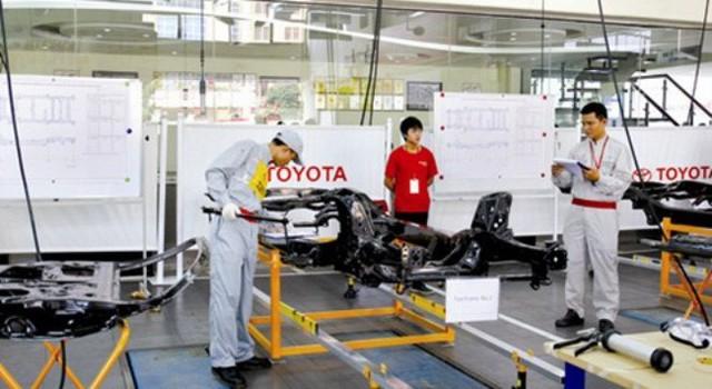 Làn sóng hướng nam của 1 số tập đoàn Nhật Bản, Hàn Quốc, Đài Loan: Rời Trung Quốc chuyển hướng đầu tư vào Việt Nam - Ảnh 1.