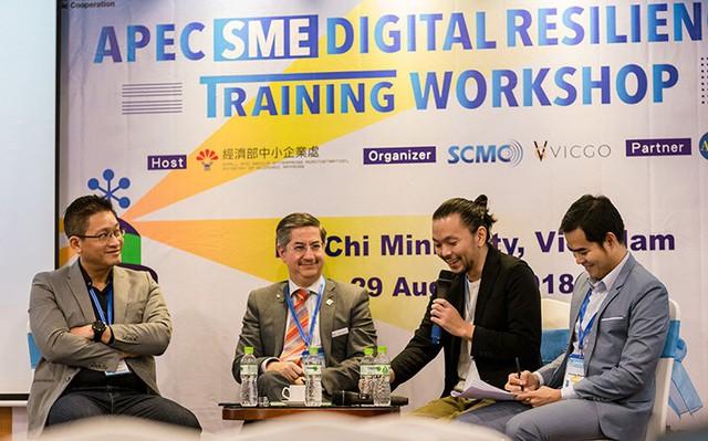 đầu tư giá trị - photo 1 15359361011462059834690 - SMEs ASEAN phải học cách sống sót trước các cuộc tấn công kỹ thuật số