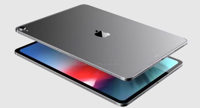 đầu tư giá trị - photo 1 15360342463261395327840 - Hình ảnh thiết kế iPad Pro mới lộ diện, không tai thỏ, thiết kế bộ khung mới