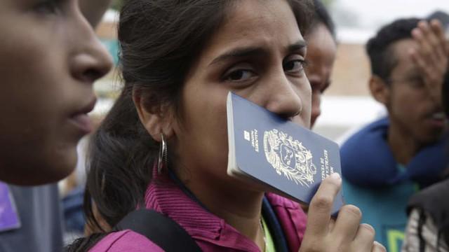 Khủng hoàng di cư tại Venezuela - Ảnh 2.