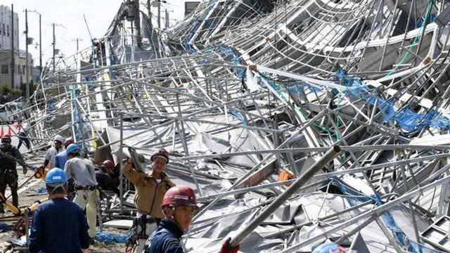 Hình ảnh có thật, nhìn như ngày tận thế trên phim: siêu bão Jebi lớn nhất trong 25 năm qua đổ bộ vào Nhật Bản - Ảnh 11.