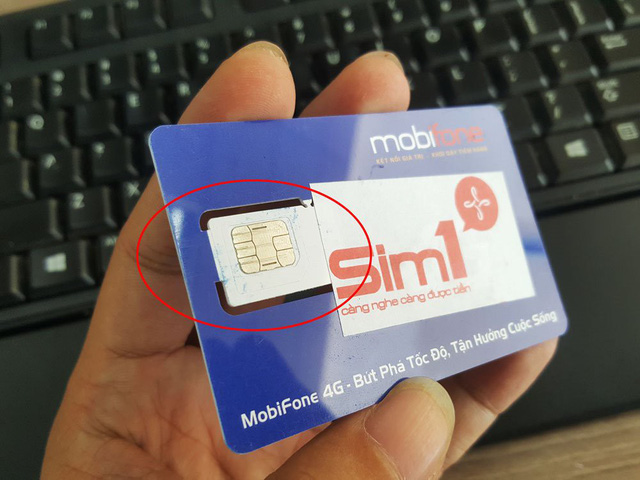 """SIM """"rác"""" kích hoạt sẵn không cần đăng ký tài liệu chính chủ vẫn phân phối như... rau - Ảnh 1."""