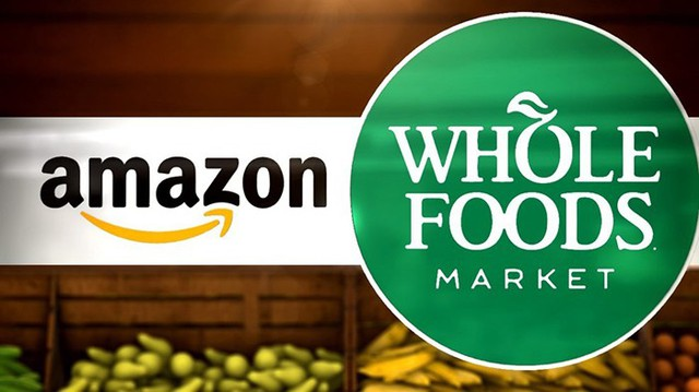 Chiến lược thật sự của Amazon sau vụ thu mua Whole Foods - Ảnh 1.