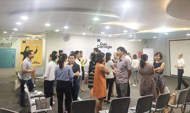 Dale Carnegie Việt Nam hé lộ 5 ưu tiên về văn hóa doanh nghiệp từ báo cáo khảo sát định hướng lãnh đạo cao cấp - Ảnh 2.