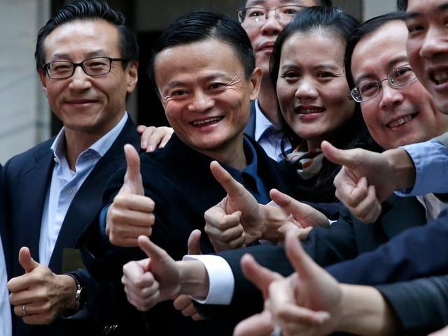 Jack Ma - từ thầy giáo dạy tiếng Anh trở thành tỷ phú - Ảnh 13.