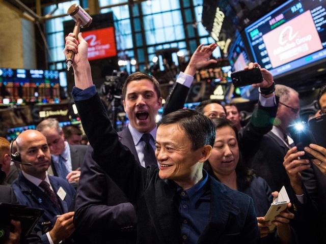 Jack Ma - từ thầy giáo dạy tiếng Anh trở thành tỷ phú - Ảnh 14.