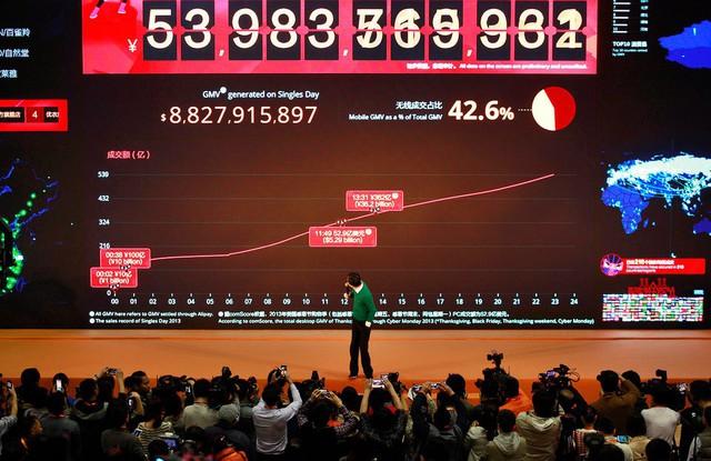 Jack Ma - từ thầy giáo dạy tiếng Anh trở thành tỷ phú - Ảnh 16.