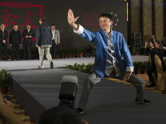 Jack Ma - từ thầy giáo dạy tiếng Anh trở thành tỷ phú - Ảnh 17.