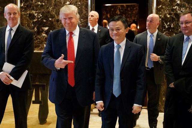 Jack Ma - từ thầy giáo dạy tiếng Anh trở thành tỷ phú - Ảnh 21.