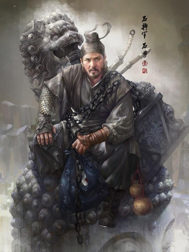 2 cao thủ mạnh nhất Thủy Hử, dù ít được biết đến nhưng vẫn ăn đứt Võ Tòng, Lỗ Trí Thâm - Ảnh 5.