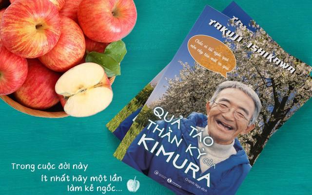 Kết quả hình ảnh cho quả táo thần kỳ của kimura