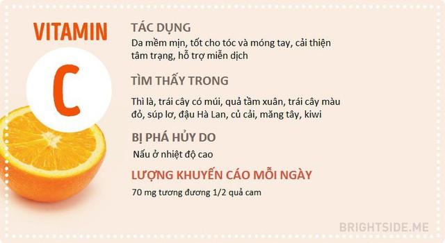 10 loại vitamin này tốt cho sức khỏe nhưng không phải ai cũng biết cách sử dụng chúng hàng ngày - Ảnh 8.