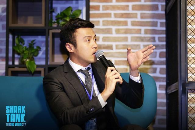 Shark Lê Đăng Khoa: Kinh doanh phải biết sợ, nếu founder nghĩ ý tưởng của mình là duy nhất thì startup sẽ chết - Ảnh 1.