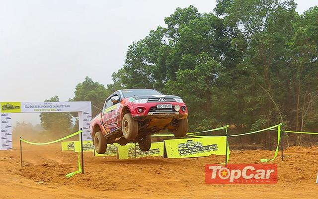 Việt Nam lần đầu tiên có giải đua xe địa hình tốc độ cao - Ảnh 2.