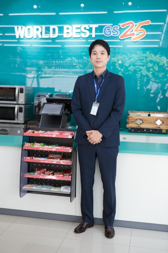 7-Eleven, Circle K, Vinmart+ đã có thêm đối thủ nặng ký: Chuỗi cửa hàng tiện lợi số 1 Hàn Quốc GS25 đã tới Việt Nam, sẽ mở 2.500 cửa hàng trong 10 năm - Ảnh 1.