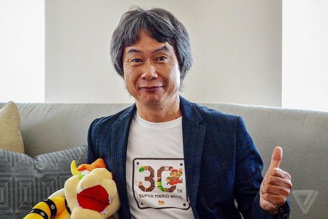Cha đẻ Mario: Tôi không thích nhận Game thủ vào làm việc tại Nintendo - Ảnh 1.