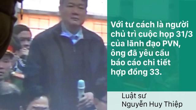 VKS đề nghị 14-15 năm tù với ông Đinh La Thăng, chung thân cho Trịnh Xuân Thanh - Ảnh 1.