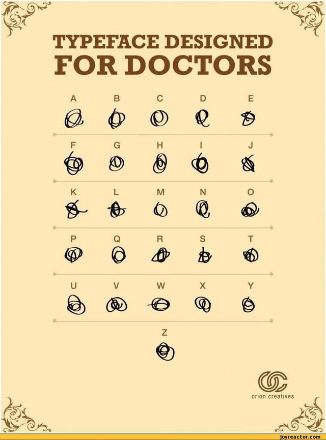 Khám bệnh từ nhỏ, đến giờ tôi mới hiểu tại sao chữ bác sĩ lại xấu như trong truyền thuyết đến vậy? - Ảnh 2.