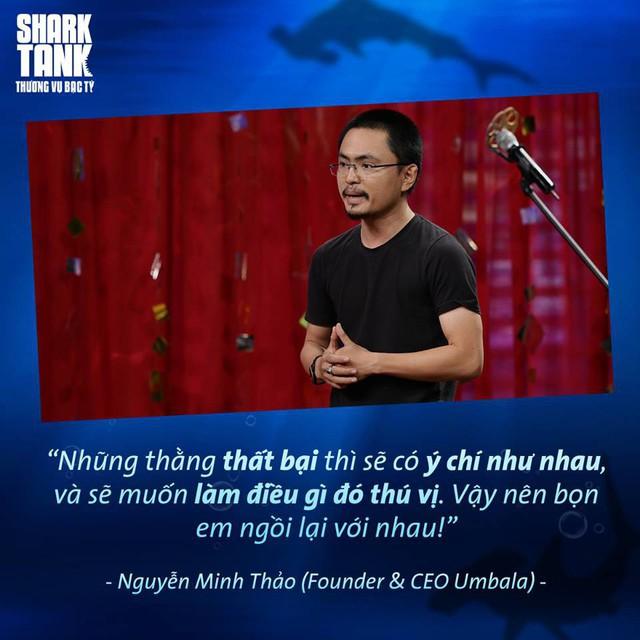 Shark Tank Việt Nam và loạt câu nói truyền cảm hứng cho bạn trẻ đang muốn khởi nghiệp - Ảnh 14.