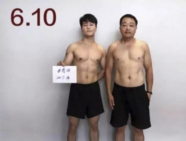 Từ bụng bia hóa cơ bắp, hành trình giảm cân 6 tháng của gia đình này khiến ai nấy đều ngưỡng mộ - Ảnh 15.