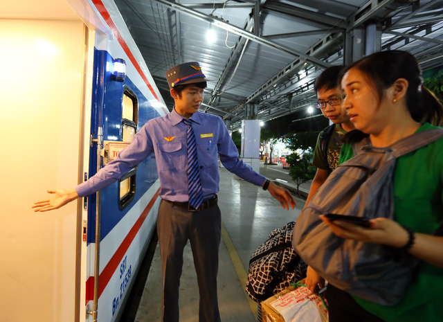 Thử nghiệm đoàn tàu thế hệ mới cùng suất ăn hàng không trên tuyến đường sắt Bắc Nam - Ảnh 15.