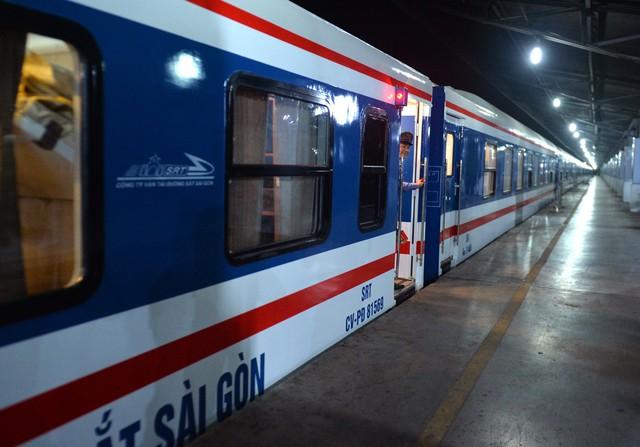 Thử nghiệm đoàn tàu thế hệ mới cùng suất ăn hàng không trên tuyến đường sắt Bắc Nam - Ảnh 16.