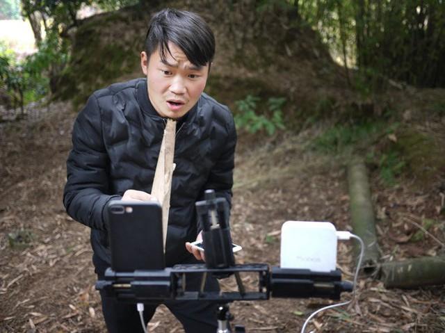Live-stream đang giúp nhiều nông dân Trung Quốc đổi đời, trở thành người nổi tiếng với thu nhập khoảng 1500 USD/tháng - Ảnh 3.