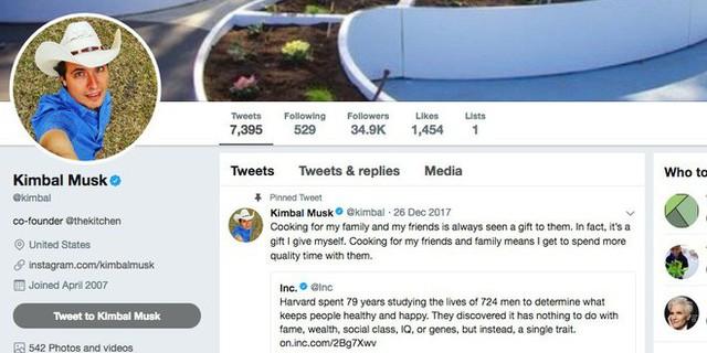Elon Musk chỉ theo dõi đúng 6 người dùng trên Twitter, đây là chân dung của họ - Ảnh 5.