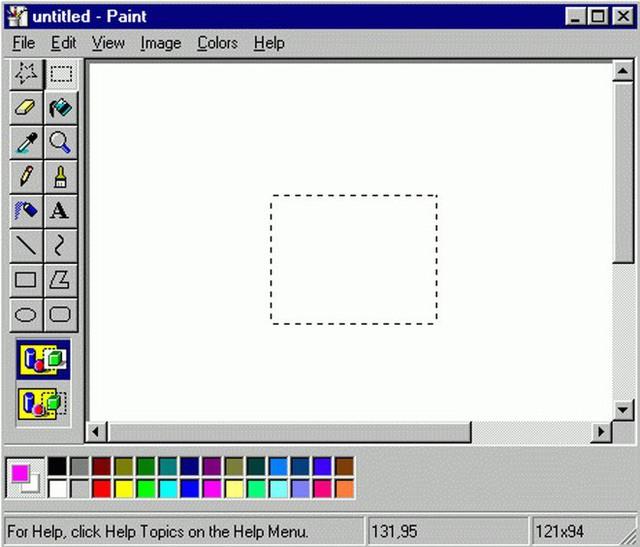 Ứng dụng Windows Paint thần thánh đã có bản web, không cần lo về việc sẽ bị khai tử trên Windows nữa rồi - Ảnh 3.
