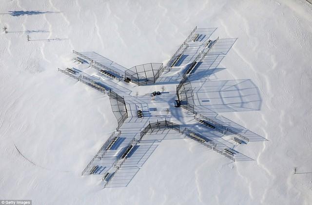 Sau trận bão tuyết kinh hoàng, thành phố New York hoang tàn, ảm đạm như trong phim Ngày Tận Thế - Ảnh 22.