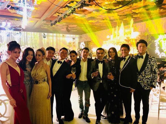 Thiếu gia Tập đoàn Tân Hoàng Minh tổ chứcđám cưới, Seung Ri, Kim Lim là khách mời - Ảnh 4.