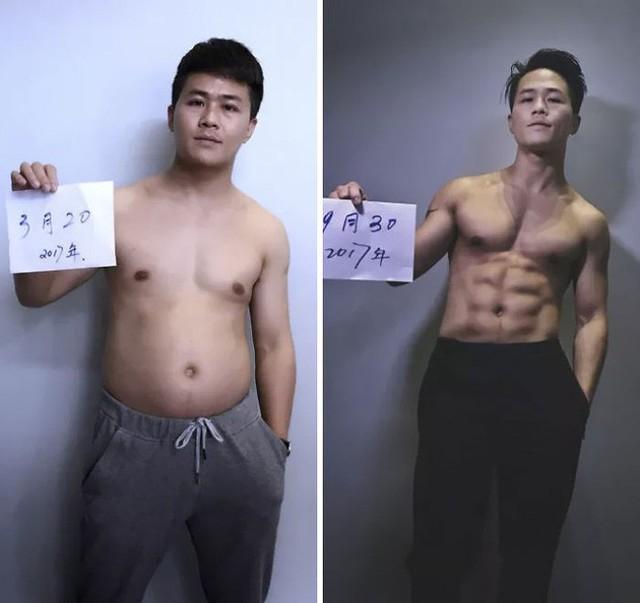 Từ bụng bia hóa cơ bắp, hành trình giảm cân 6 tháng của gia đình này khiến ai nấy đều ngưỡng mộ - Ảnh 6.