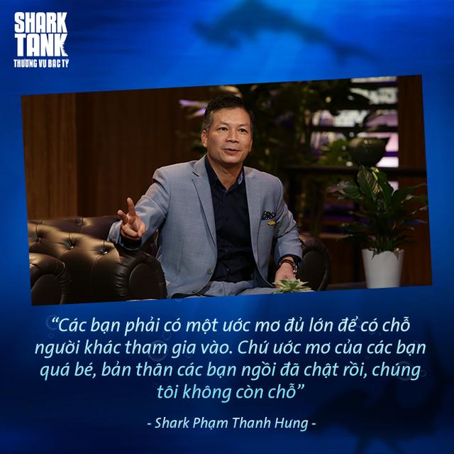 Shark Tank Việt Nam và loạt câu nói truyền cảm hứng cho bạn trẻ đang muốn khởi nghiệp - Ảnh 6.