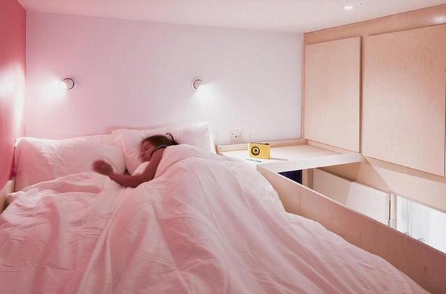 Căn hộ 18,5m² nhưng gì cũng có, cực tiện nghi và đáng mơ ước cho người độc thân - Ảnh 6.