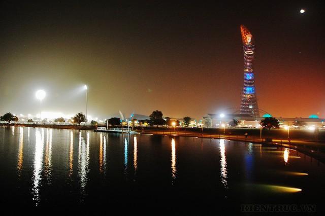 Những công trình siêu sang của Qatar - quốc gia có đội bóng sẽ gặp U23 VN ở bán kết - Ảnh 7.