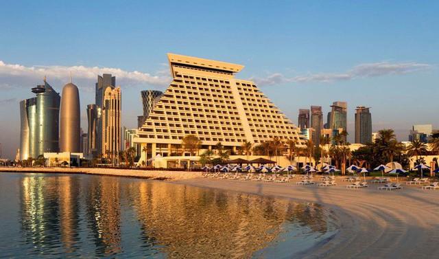 Những công trình siêu sang của Qatar - quốc gia có đội bóng sẽ gặp U23 VN ở bán kết - Ảnh 8.