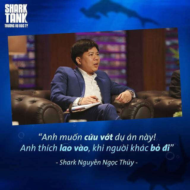 Shark Tank Việt Nam và loạt câu nói truyền cảm hứng cho bạn trẻ đang muốn khởi nghiệp - Ảnh 10.