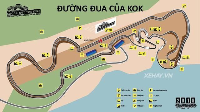 Việt Nam lần đầu tiên có giải đua xe địa hình tốc độ cao - Ảnh 1.
